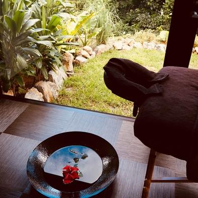 【2食付き】ひとり旅応援プラン、夕日を眺める琉球和定食・朝はワンプレートと淹れたてコーヒー