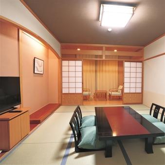 【禁煙】和室 10畳+広縁