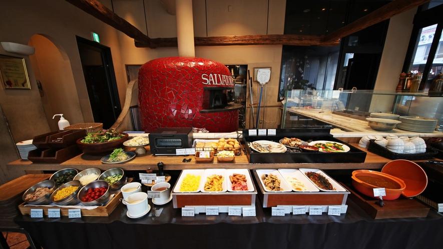 ◆種類豊富な朝食メニュー◆