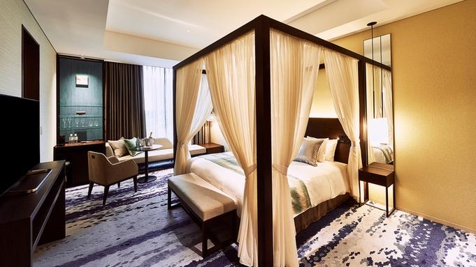 1室だけの「キャノピーキング」で優雅にホテルステイ2名利用 素泊まり