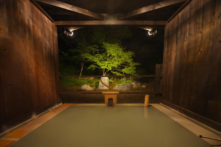 貸切露天風呂(2)