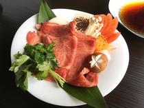 【焼き物】熊野牛すき焼き