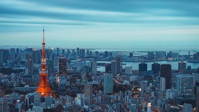 【東京タワーメインデッキ(大展望台)チケット付き】東京タワーは徒歩圏内! 素泊まり