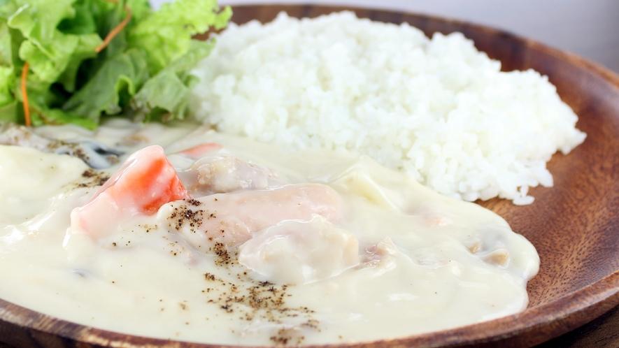 【朝食セットメニュー】クリームシチュー(イメージ)