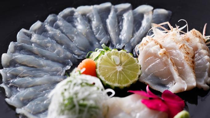 冬の2大味覚王★松葉蟹&とらふぐを両方味わい尽くす贅沢食べ比べコース(シェフズダイニング 咲楽)