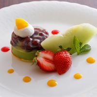 【昼食】日帰りカジュアルプラン(ランチ+温泉)