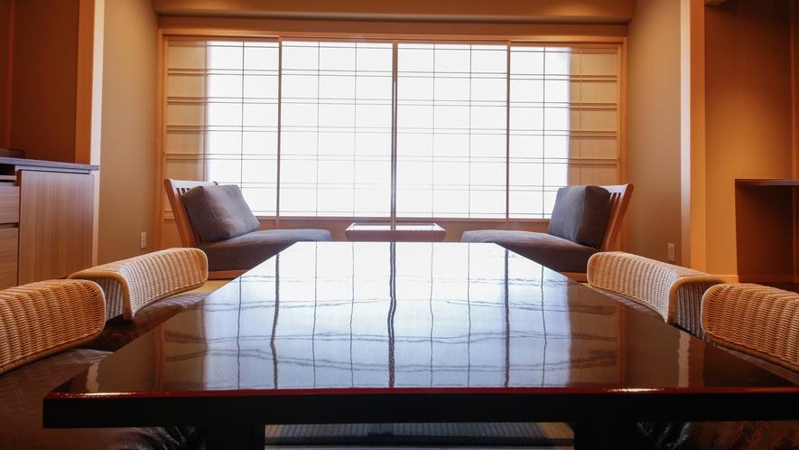 【レギュラーフロア】和室10畳(一例)