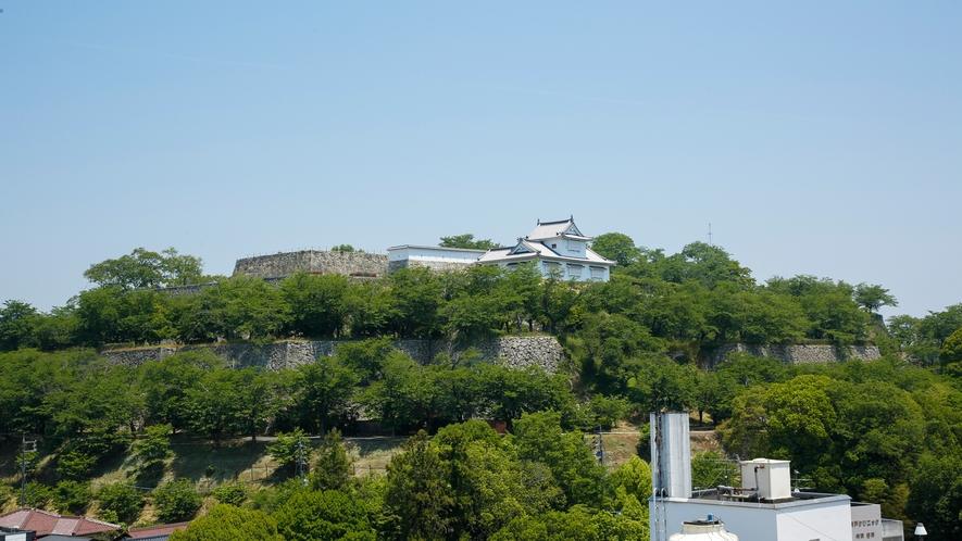 日本さくら名所100選・鶴山公園(津山城跡)まで徒歩約5分