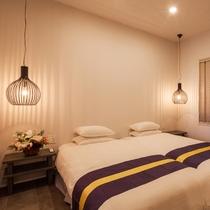 寝室2(ツイン)