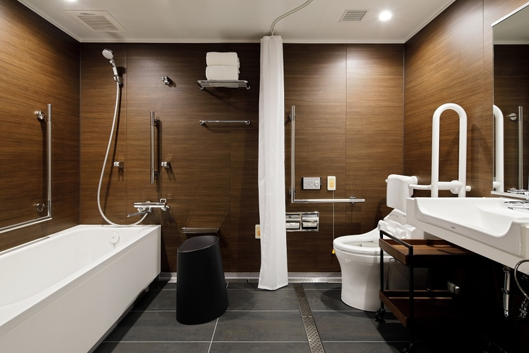 アクセシブル バスルーム