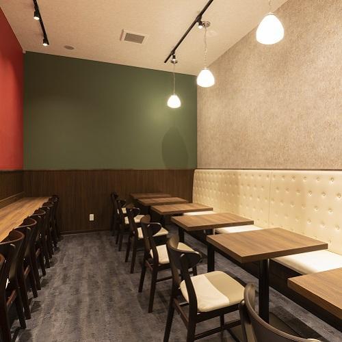 テナントレストラン(3)【2021年〜休業中】