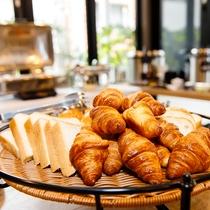 ■朝食バイキングメニュー例