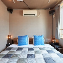 【3F】ベッドルーム(ホームシアター付)