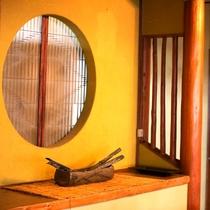 元和風旅館をリノベートしています。和の雰囲気たっぷり!