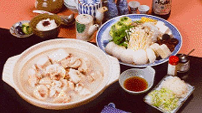 【水炊き】四条大宮「とり伊」特製スープを舌鼓 〜2食付〜