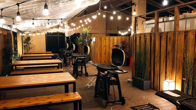 【4名〜受付】京都の街中でお洒落な本格的BBQ★手ぶらでOK!バーベキュー機材完備♪