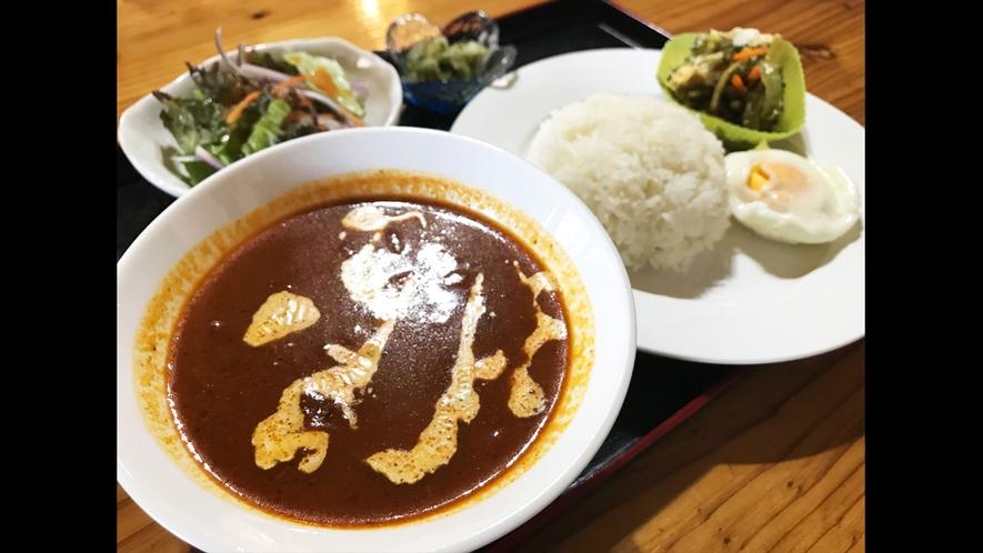 【お料理】オーナー特製名物KOZAカレーライス