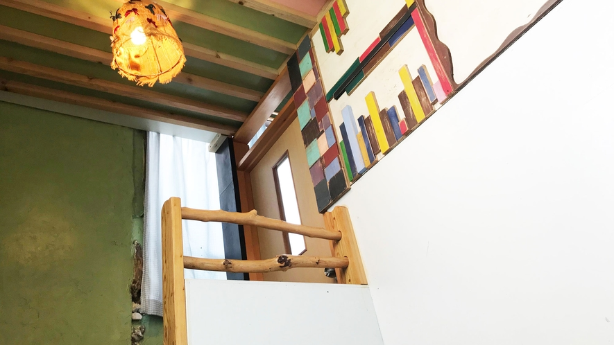 【2F客室】客室は2階です♪