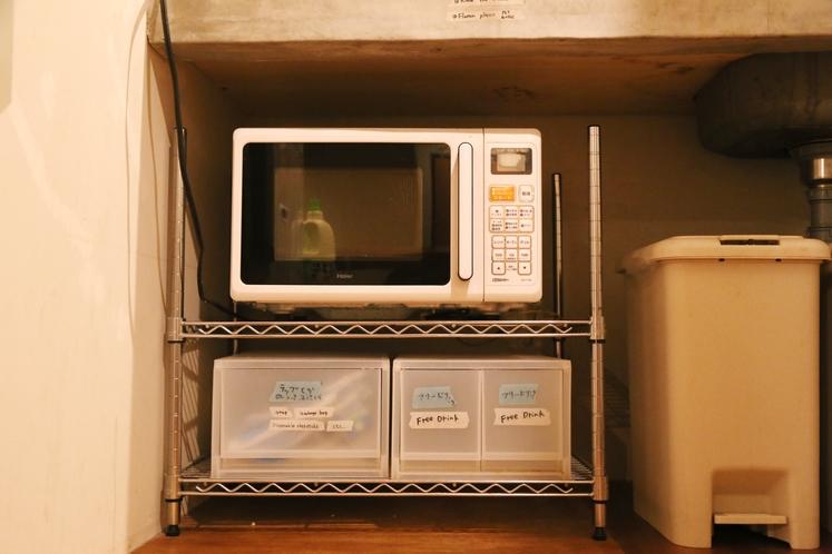 共用スペース(キッチン)