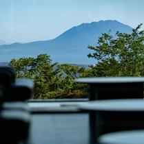 【眺望】桜島