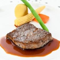 【夕食】メイン料理