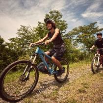 【Mountain Bike Tour】ご予約時にお問い合わせください