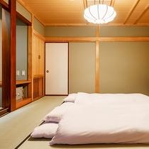 【和室8畳】コンパクトなお部屋