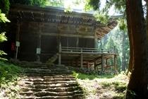 小菅神社、本殿