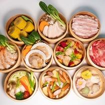 レストラン【門】 ディナーイメージ