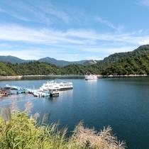 景観_遊覧船