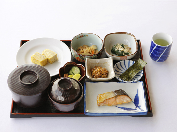 和朝食イメージ