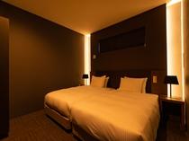 【ラグジュアリースイート】寝室