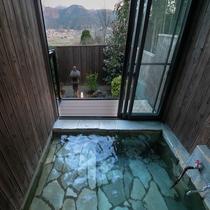 庭付き離れ お風呂
