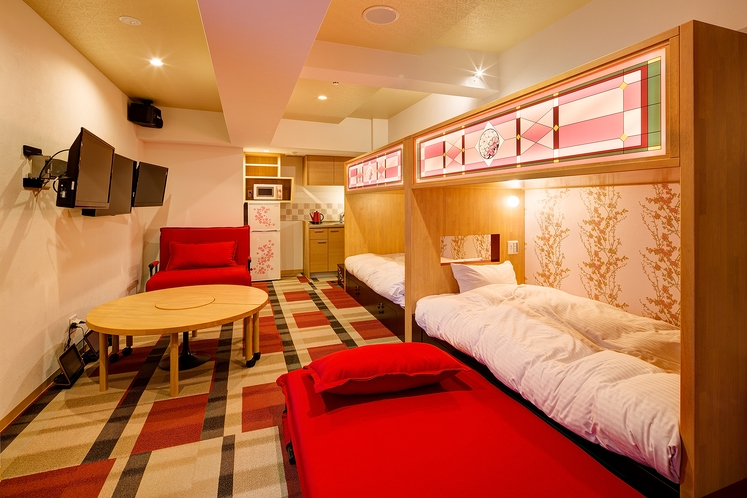 11F Party room