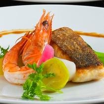 本格フレンチ~魚料理~