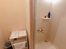 民泊宿屋PittINNきれいなシャワールーム