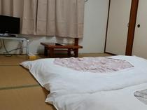 訳あり和室6畳2名様~3名様のお部屋です。
