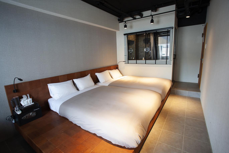 ホテル&ホステルSEVENGARDEN東京浅草|スタンダードトリプルルーム