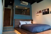 寝室スタンダードツインルーム(4名様対象)|ホテル&ホステルKIKKA東京