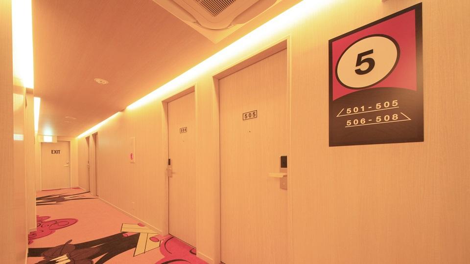 ☆客室廊下