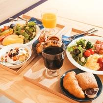 ★朝食 1,000円/一人