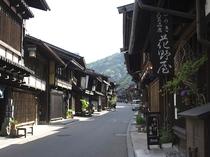 【観光スポット】奈良井宿