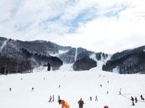 【観光スポット】斑尾高原スキー場