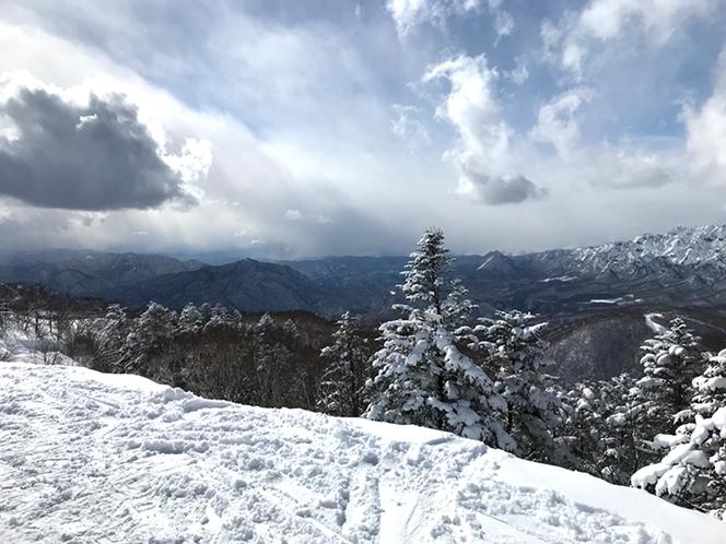 【観光スポット】戸隠スキー場【観光スポット】