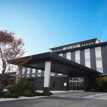 <グランヴィリオホテル奈良-和蔵->「もみじの森」をイメージした佇まいに、天然温泉を備えたホテルです
