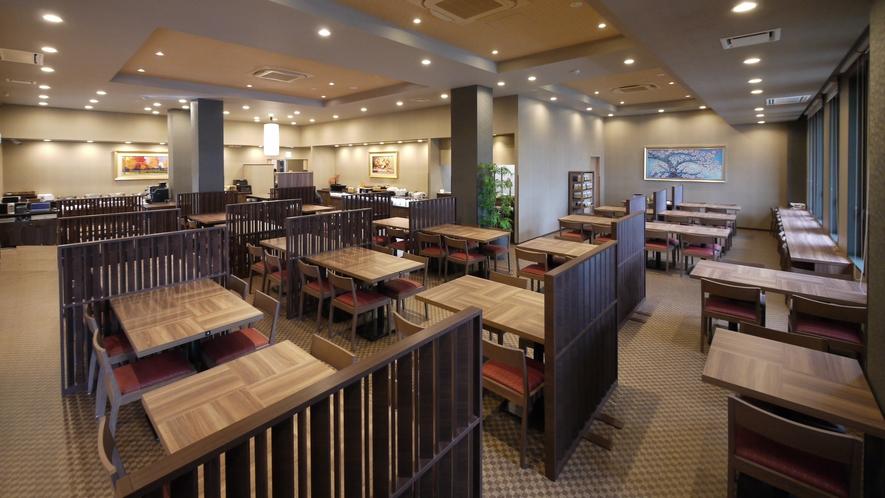 <朝食>6:30~9:30 当日の追加も可能。奈良ならではのメニュー多数あり★
