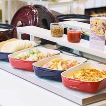 【朝食】日替わり洋惣菜コーナー