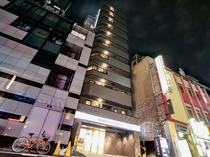 ◆ホテルリブマックス赤羽駅前 外観◆