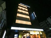 ◆ホテルリブマックス千葉駅前 外観◆