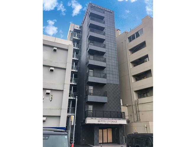 ◆ホテルリブマックス町田駅前 外観◆